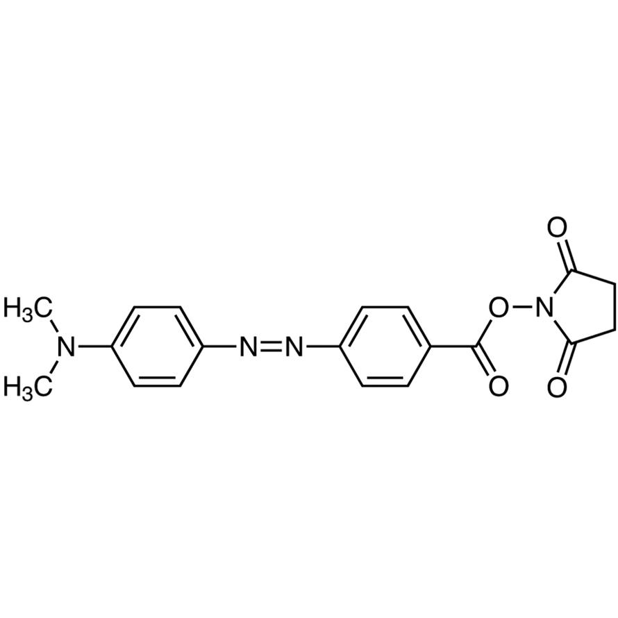 N-Succinimidyl 4-[4-(Dimethylamino)phenylazo]benzoate