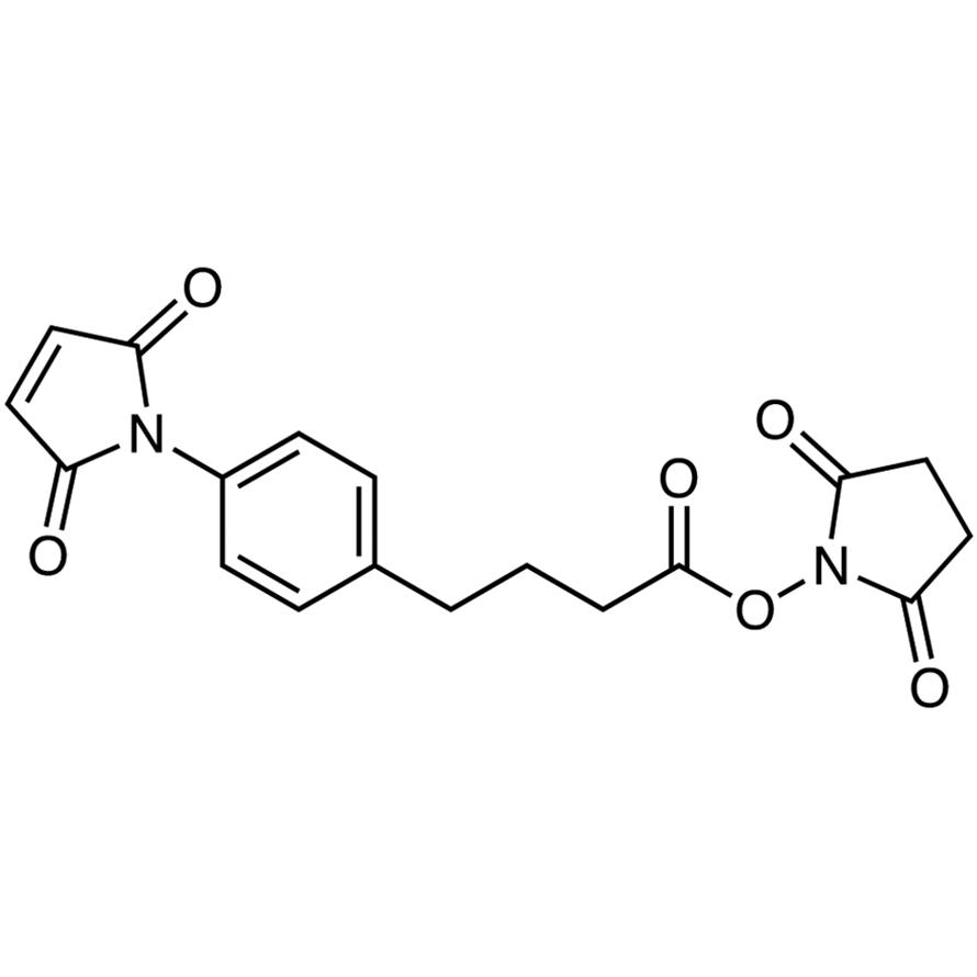 N-Succinimidyl 4-(4-Maleimidophenyl)butyrate
