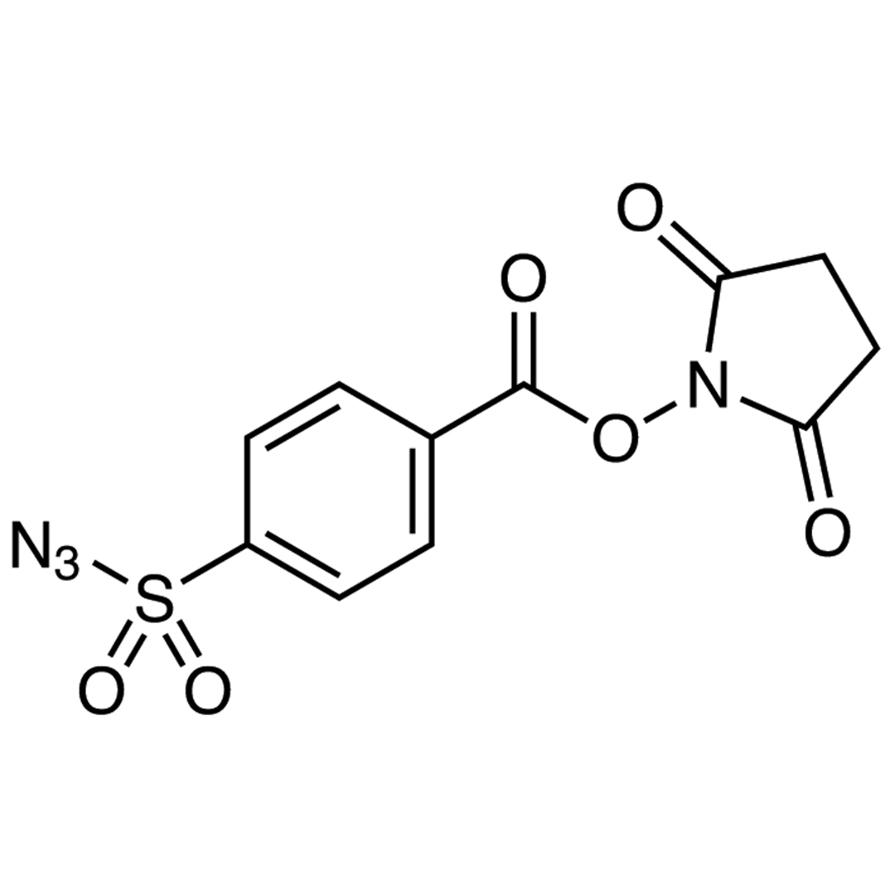 N-Succinimidyl 4-(Azidosulfonyl)benzoate