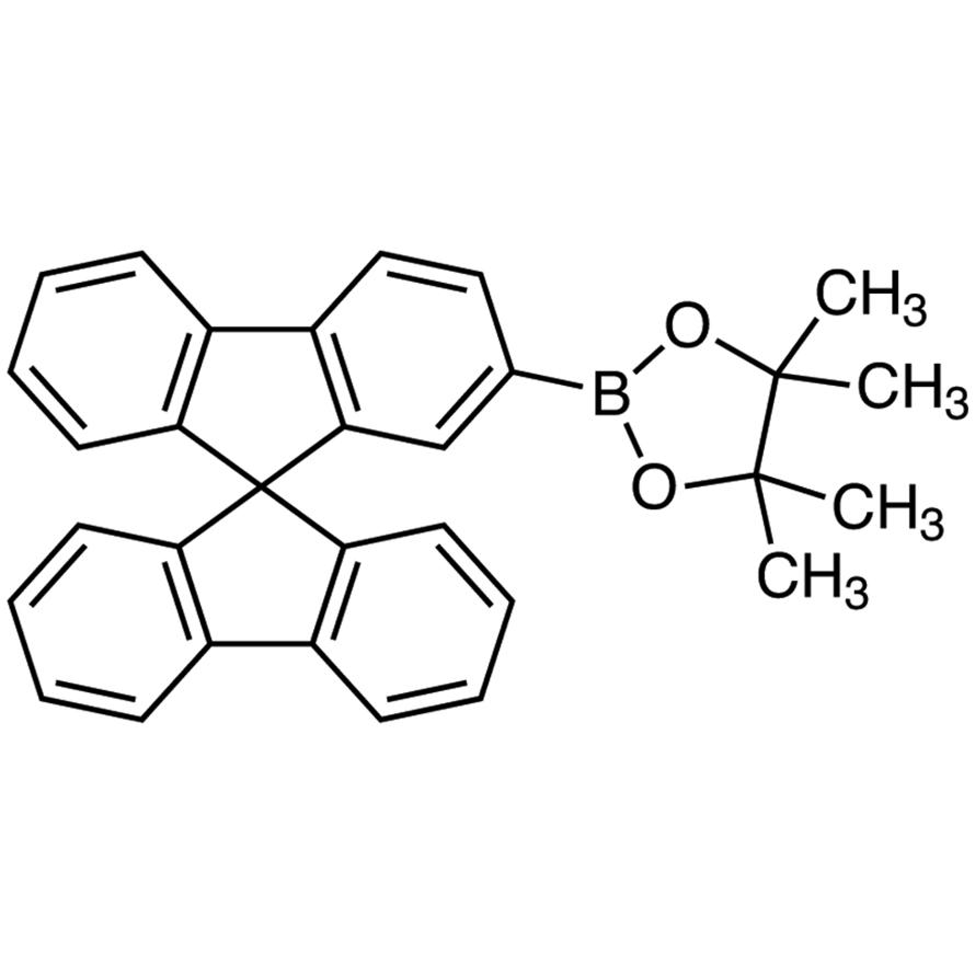 2-(9,9'-Spirobi[fluoren]-7-yl)-4,4,5,5-tetramethyl-1,3,2-dioxaborolane