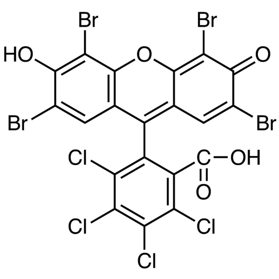 2',4',5',7'-Tetrabromo-3,4,5,6-tetrachlorofluorescein