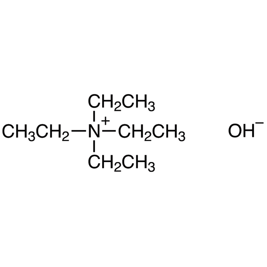 Tetraethylammonium Hydroxide (10% in Water)