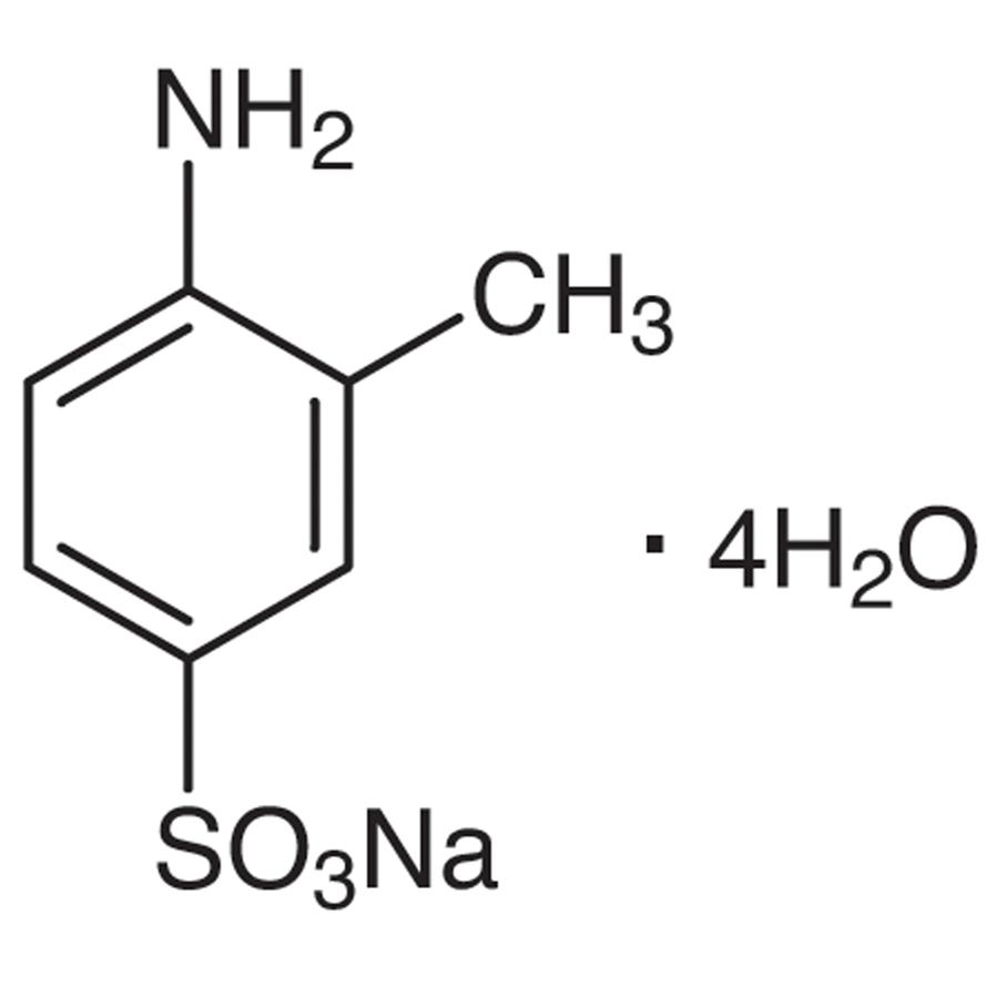 o-Toluidine-4-sulfonic Acid Sodium Salt Tetrahydrate