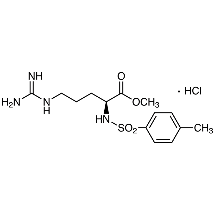 Nα-Tosyl-L-arginine Methyl Ester Hydrochloride