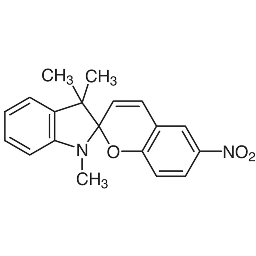1,3,3-Trimethylindolino-6'-nitrobenzopyrylospiran