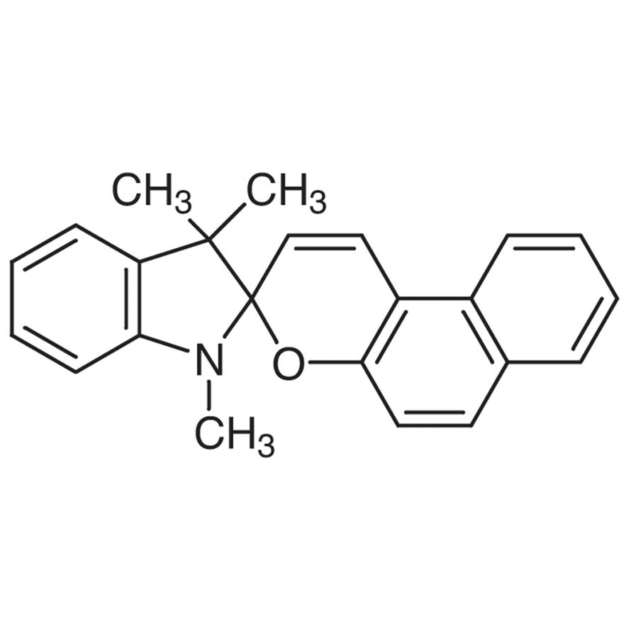 1,3,3-Trimethylindolino--naphthopyrylospiran