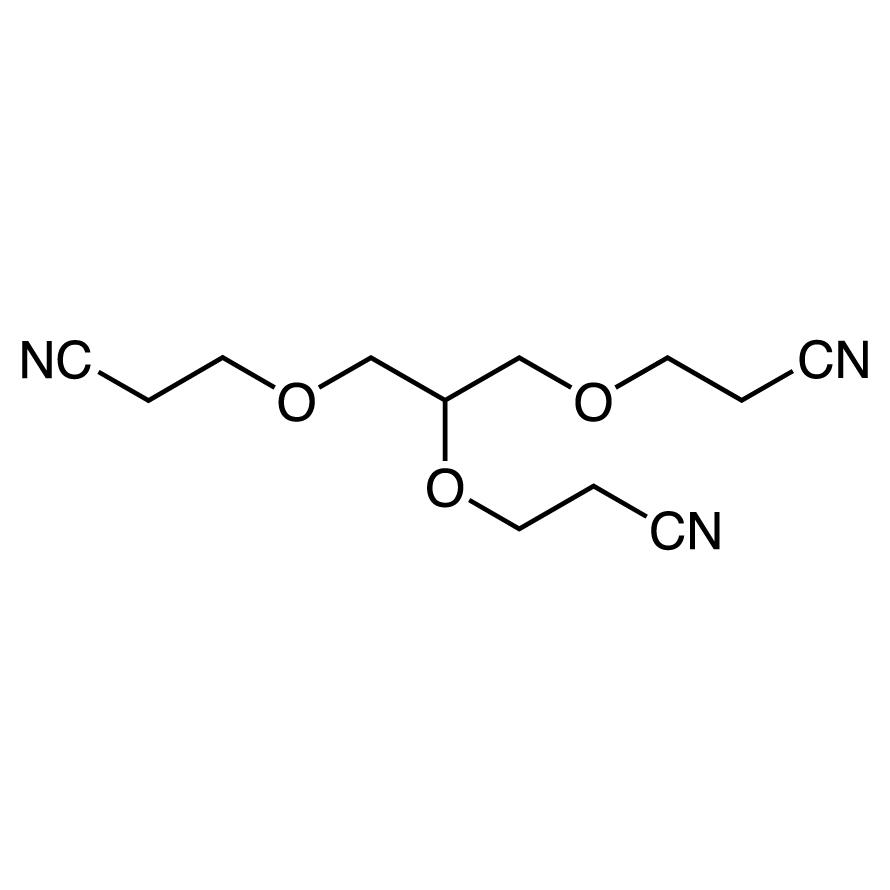 1,2,3-Tris(2-cyanoethoxy)propane