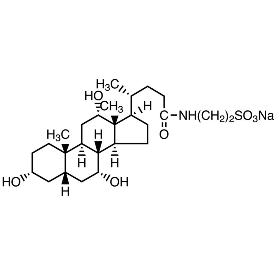 Sodium Taurocholate from Bovine Bile