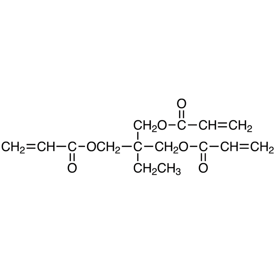 Trimethylolpropane Triacrylate (stabilized with MEHQ)