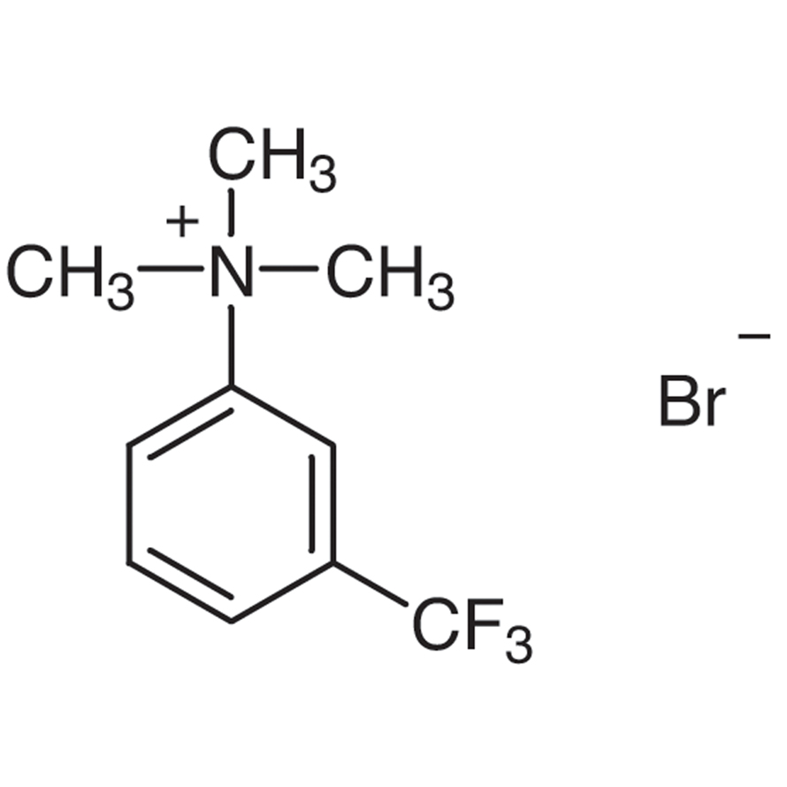 3-(Trifluoromethyl)phenyltrimethylammonium Bromide