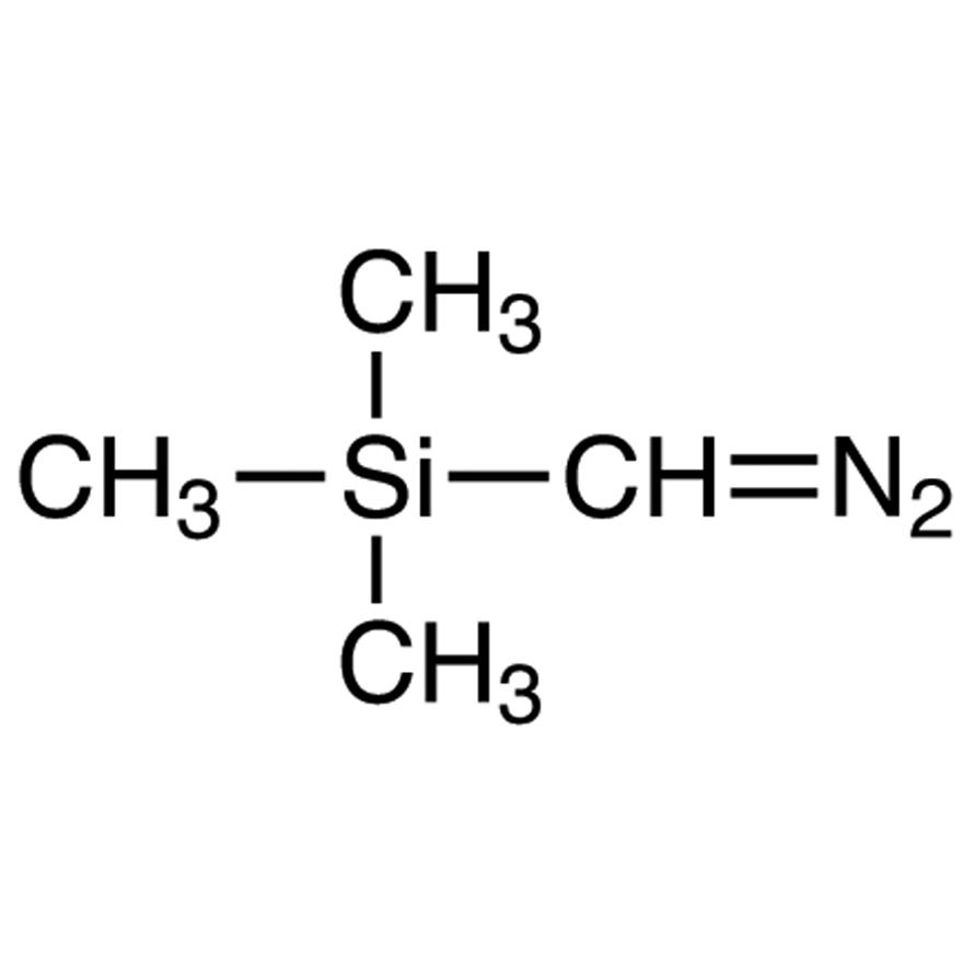 Trimethylsilyldiazomethane (ca. 10% in Hexane, ca. 0.6mol/L)