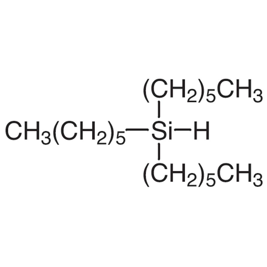 Trihexylsilane
