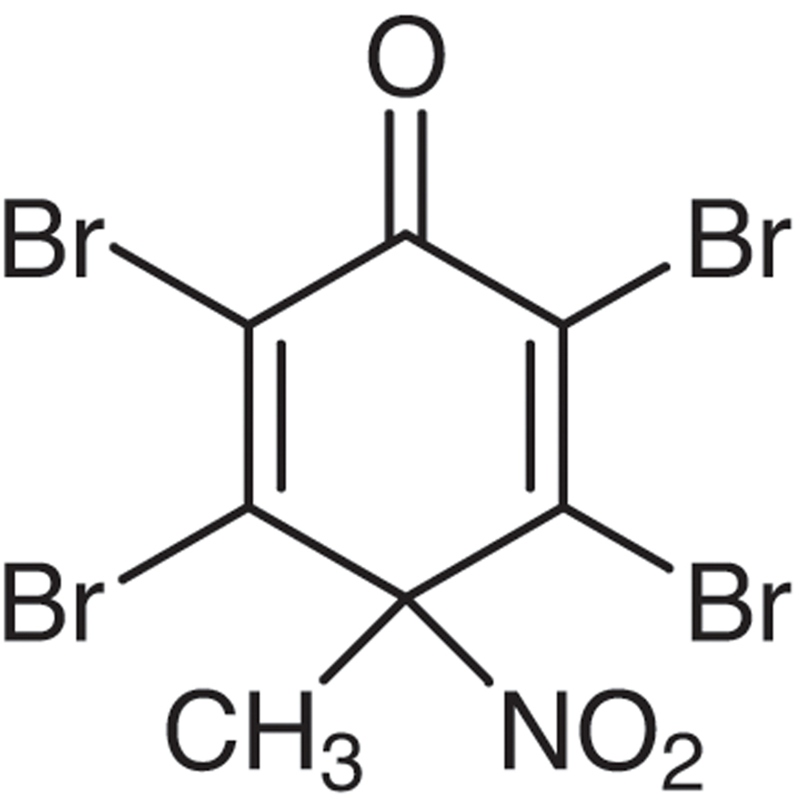 2,3,5,6-Tetrabromo-4-methyl-4-nitro-2,5-cyclohexadien-1-one