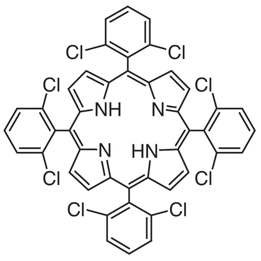 5,10,15,20-Tetrakis(2,6-dichlorophenyl)porphyrin