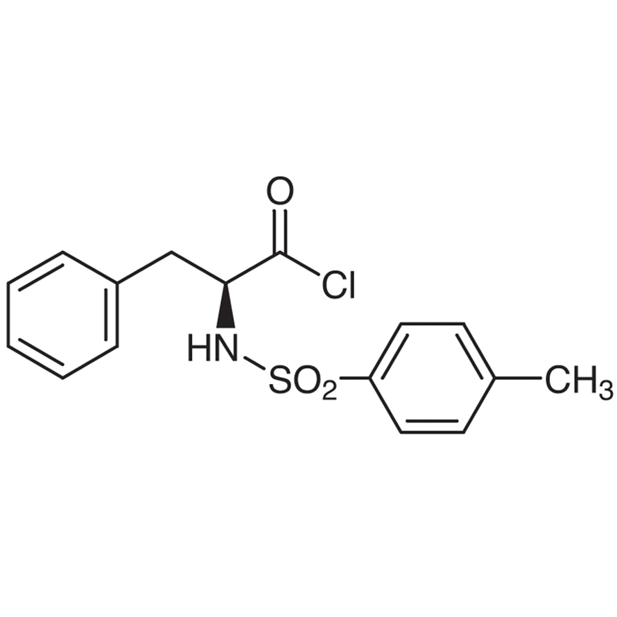 N-(p-Toluenesulfonyl)-L-phenylalanyl Chloride [Optical Resolving Reagent for Alcohols]
