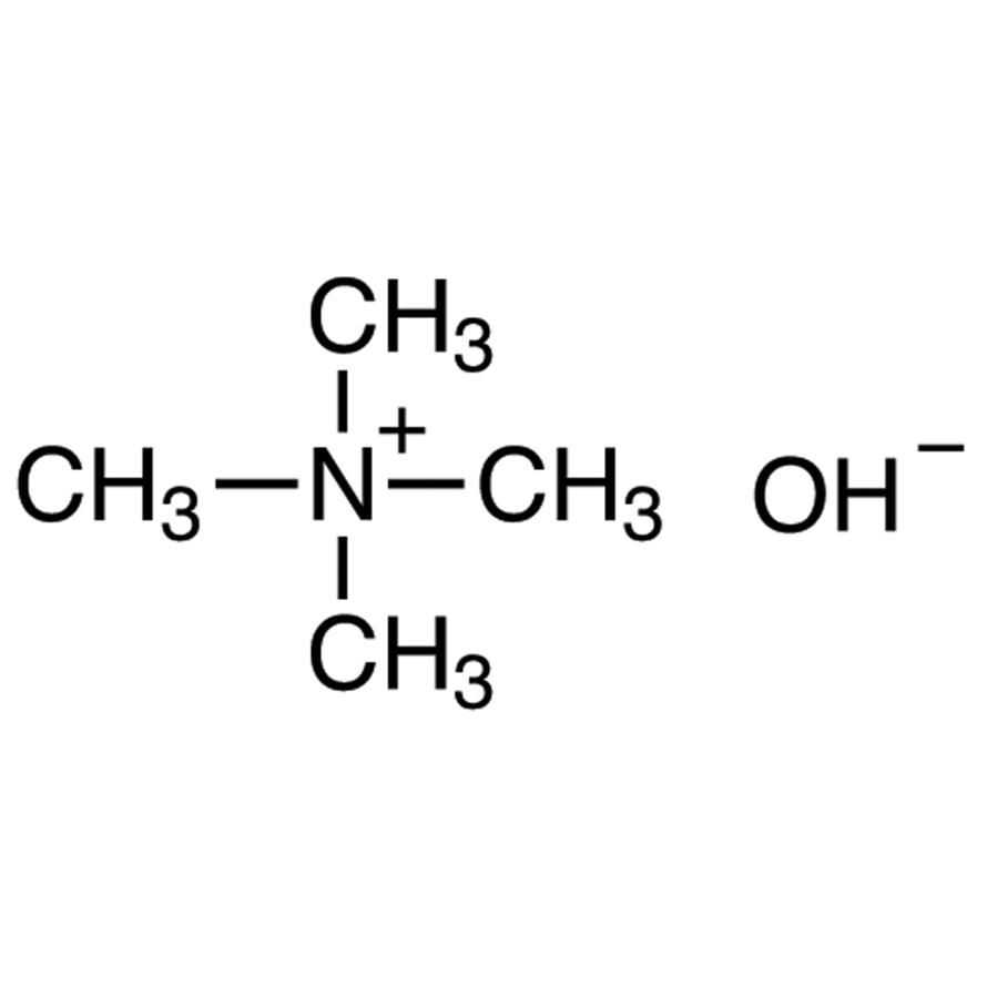 Tetramethylammonium Hydroxide (ca. 25% in Water)