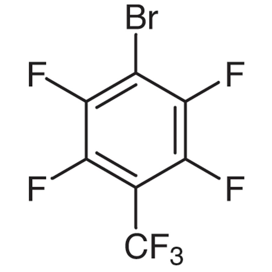 4-Trifluoromethyl-2,3,5,6-tetrafluorobromobenzene