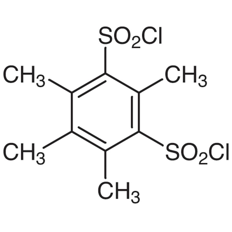 2,4,5,6-Tetramethylbenzenedisulfonyl Dichloride