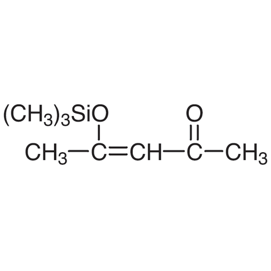 4-Trimethylsilyloxy-3-penten-2-one