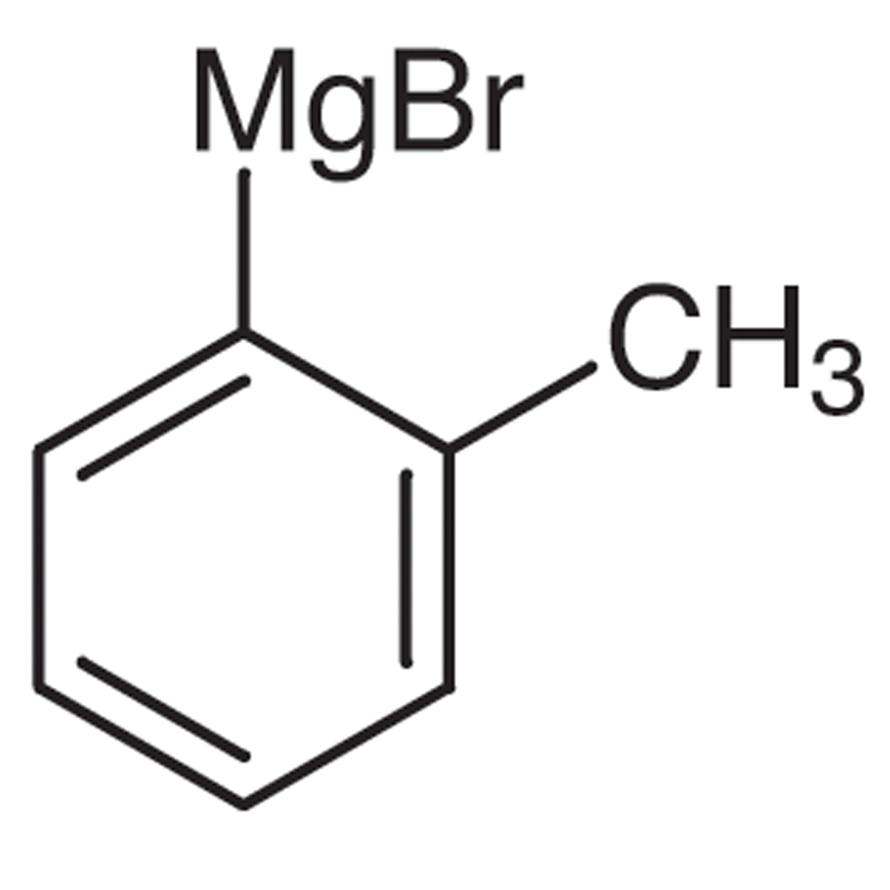o-Tolylmagnesium Bromide (ca. 17% in Tetrahydrofuran, ca. 0.9mol/L)