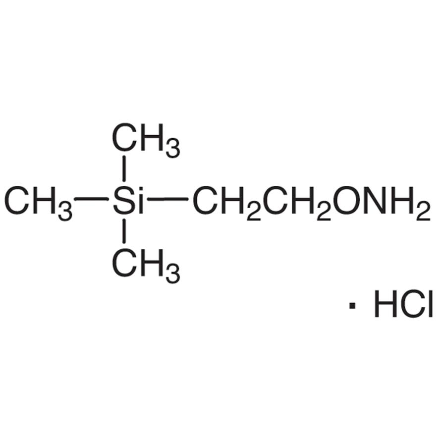 O-(2-Trimethylsilylethyl)hydroxylamine Hydrochloride