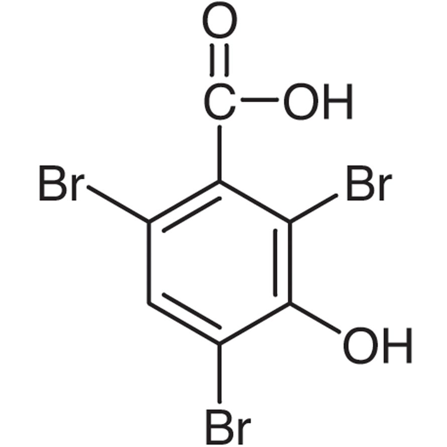2,4,6-Tribromo-3-hydroxybenzoic Acid [for Biochemical Research]