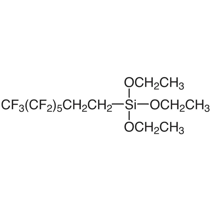Triethoxy-1H,1H,2H,2H-tridecafluoro-n-octylsilane