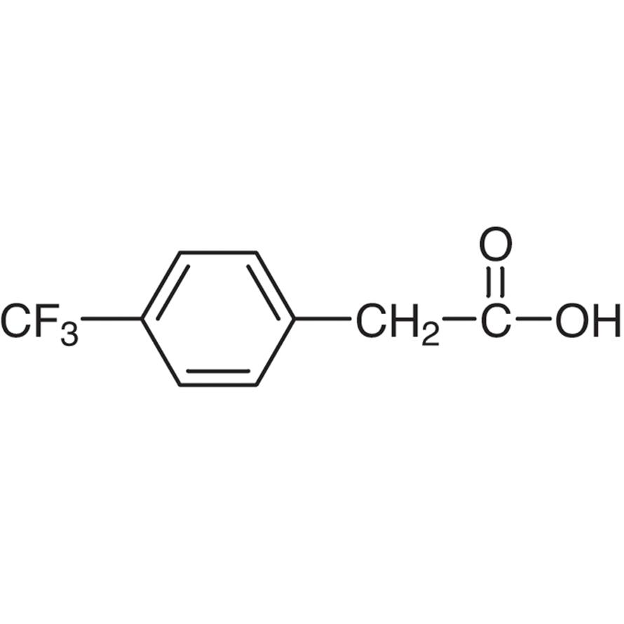4-(Trifluoromethyl)phenylacetic Acid