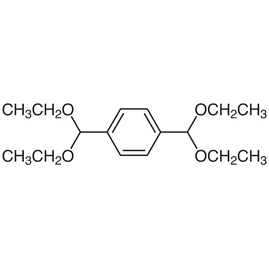 Terephthalaldehyde Bis(diethyl Acetal)