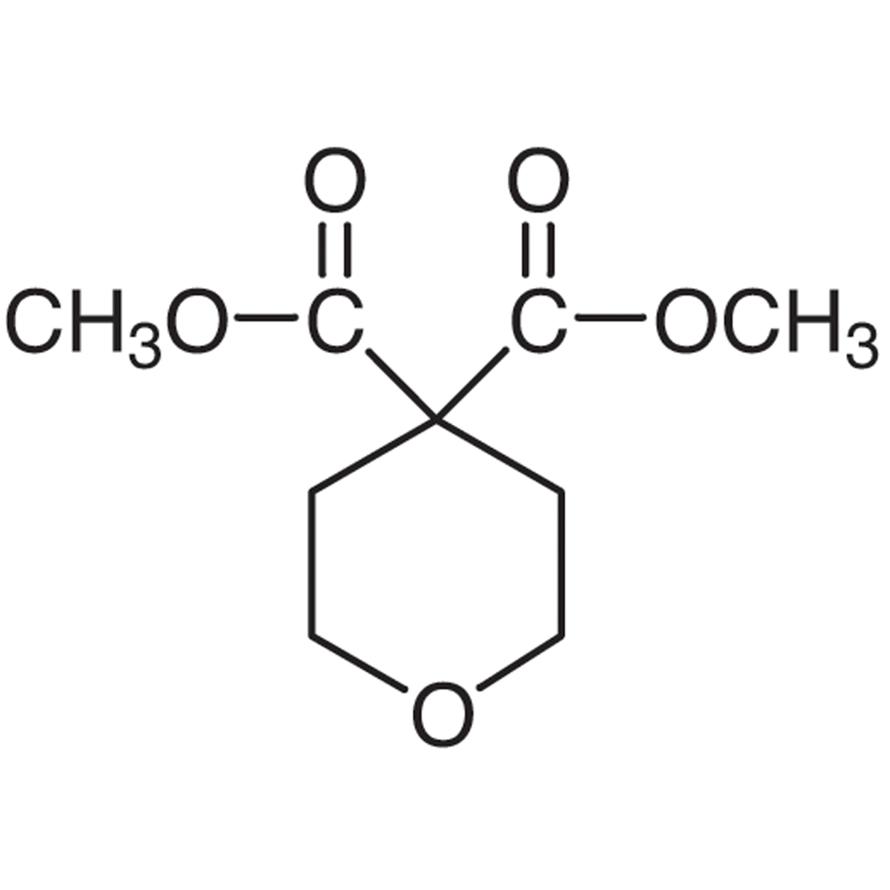 Dimethyl Tetrahydropyran-4,4-dicarboxylate