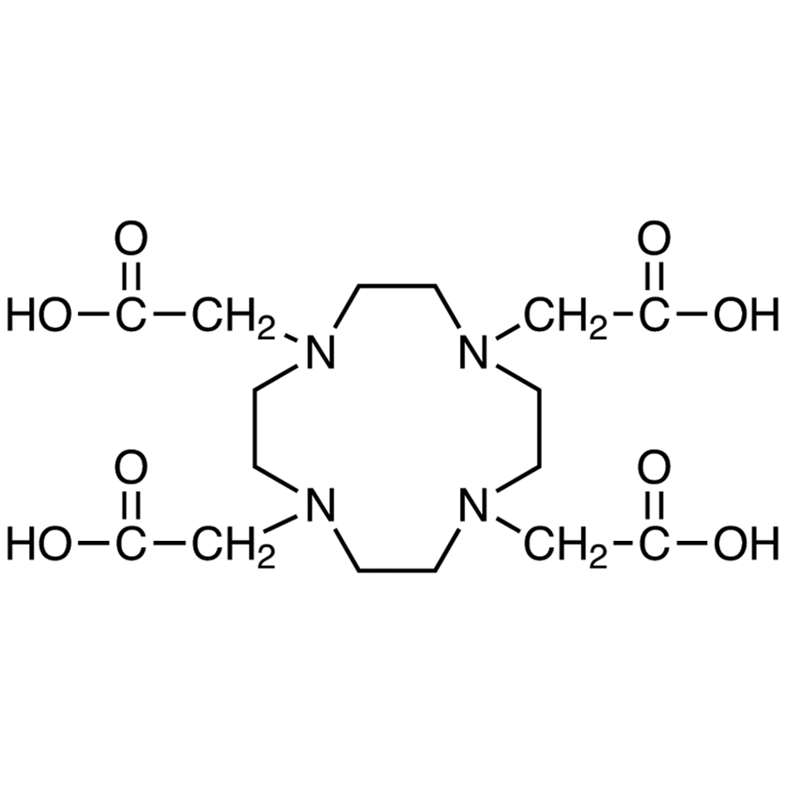 1,4,7,10-Tetraazacyclododecane-1,4,7,10-tetraacetic Acid