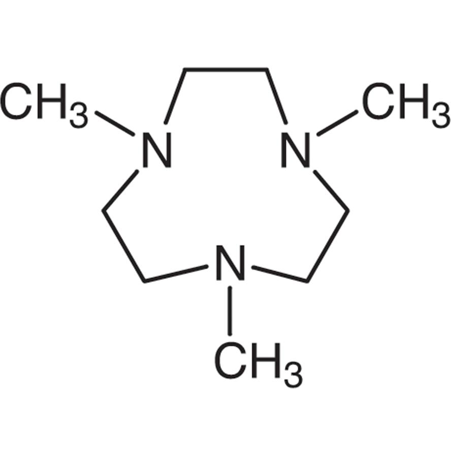 1,4,7-Trimethyl-1,4,7-triazacyclononane (stabilized with NaHCO3)