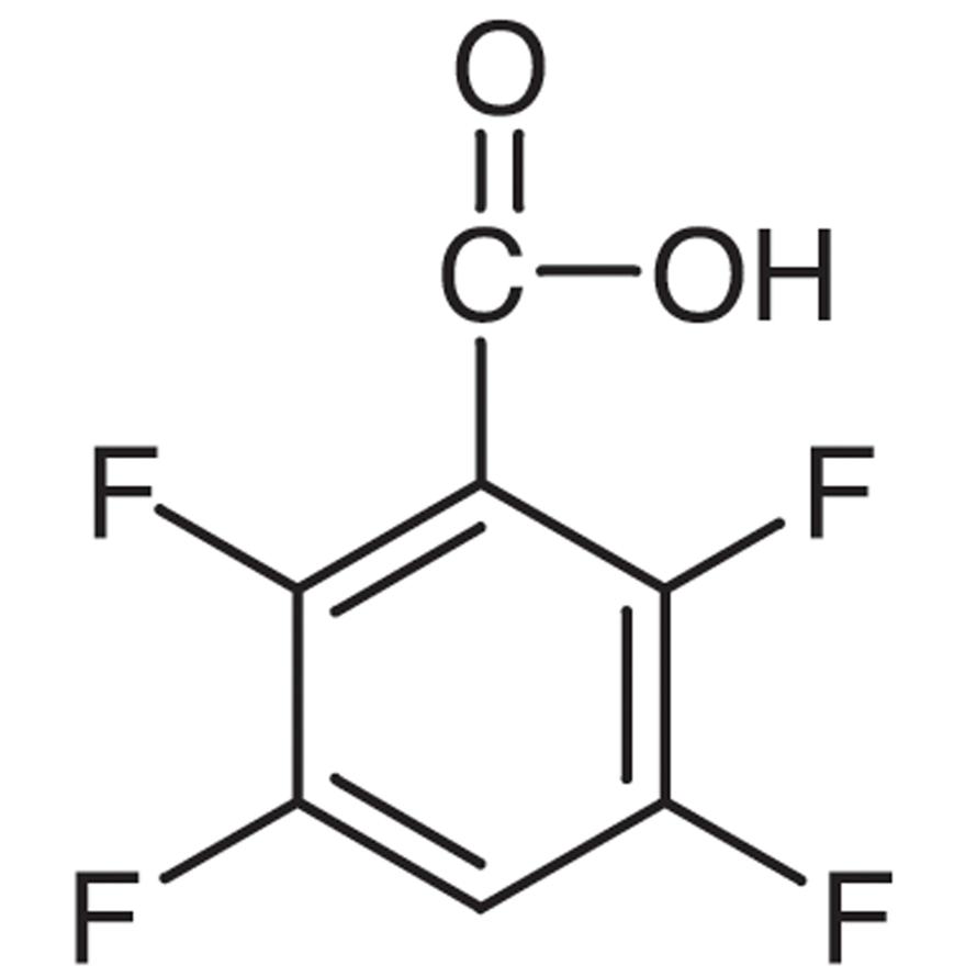 2,3,5,6-Tetrafluorobenzoic Acid