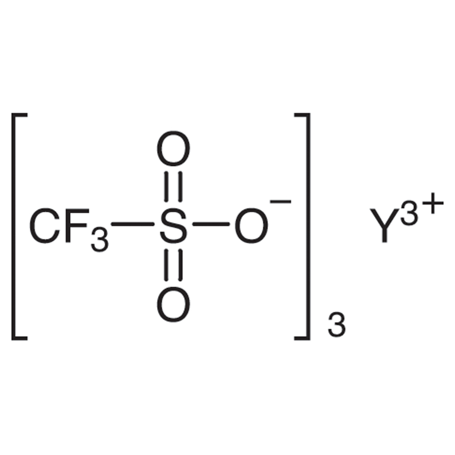 Yttrium(III) Trifluoromethanesulfonate