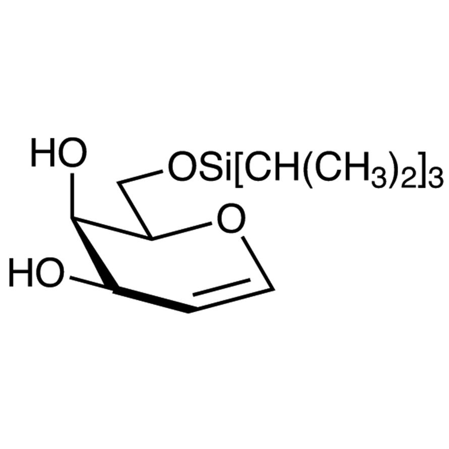 6-O-(Triisopropylsilyl)-D-galactal