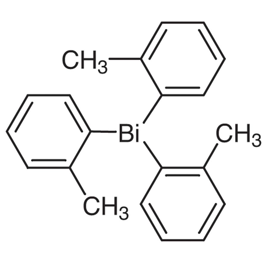 Tri-o-tolylbismuthine