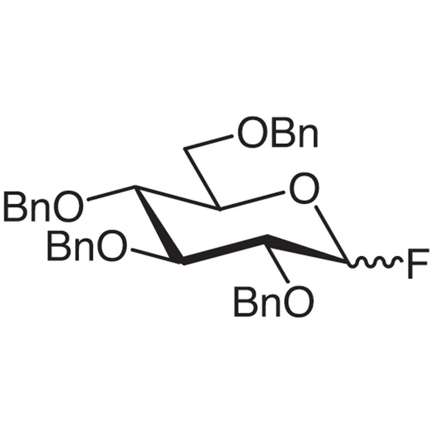 2,3,4,6-Tetra-O-benzyl-D-glucopyranosyl Fluoride
