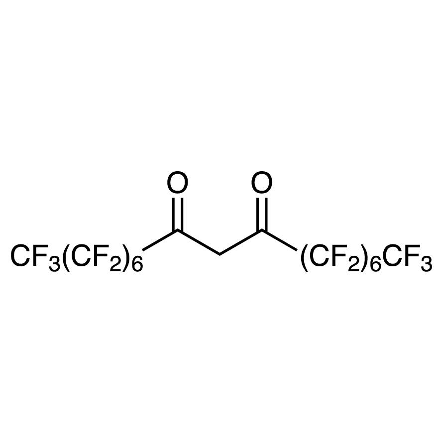 9H,9H-Triacontafluoro-8,10-heptadecanedione