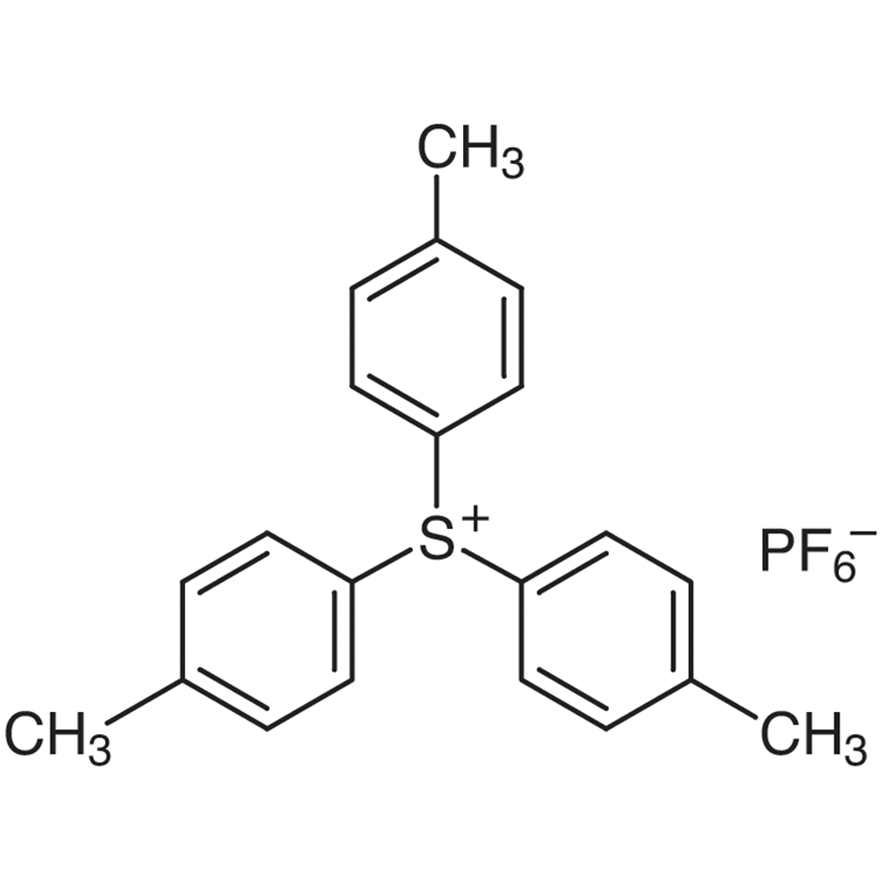 Tri-p-tolylsulfonium Hexafluorophosphate