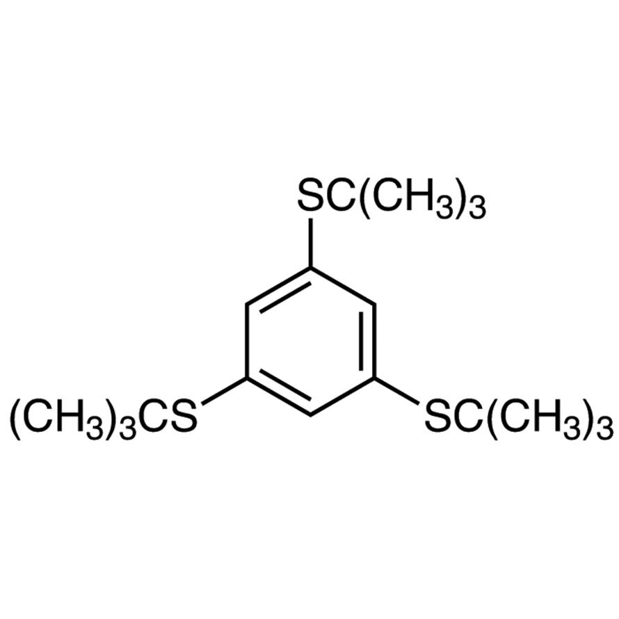 1,3,5-Tris(tert-butylthio)benzene