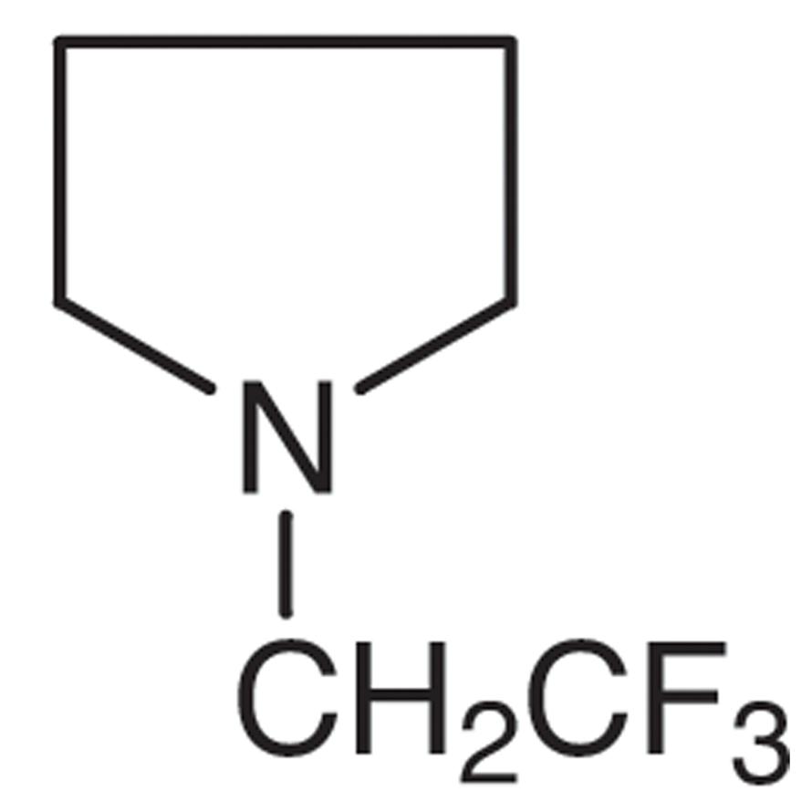1-(2,2,2-Trifluoroethyl)pyrrolidine
