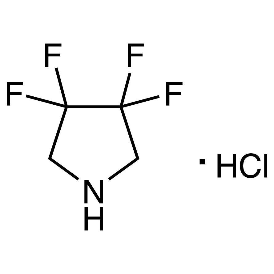 3,3,4,4-Tetrafluoropyrrolidine Hydrochloride