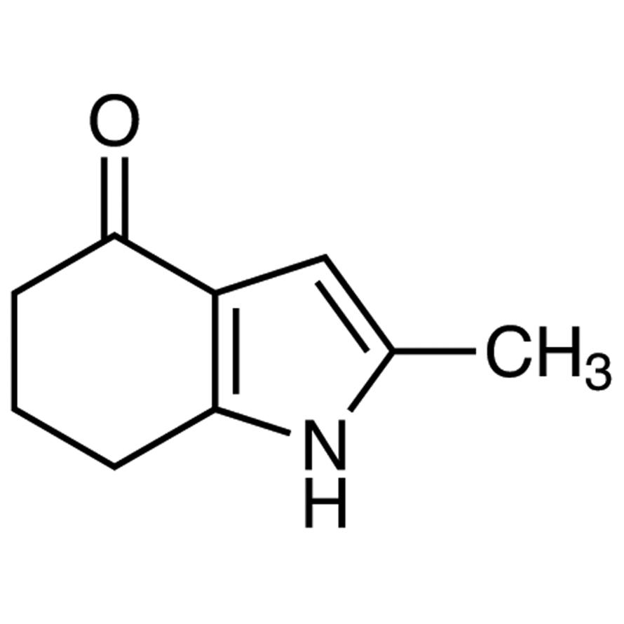 1,5,6,7-Tetrahydro-2-methyl-4H-indol-4-one