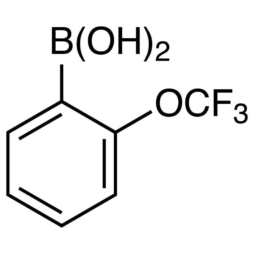 2-(Trifluoromethoxy)phenylboronic Acid (contains varying amounts of Anhydride)