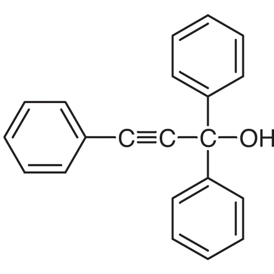 1,1,3-Triphenyl-2-propyn-1-ol