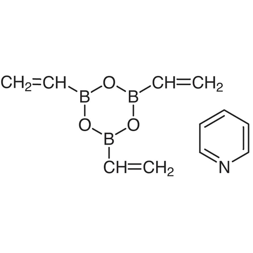 2,4,6-Trivinylboroxin - Pyridine Complex
