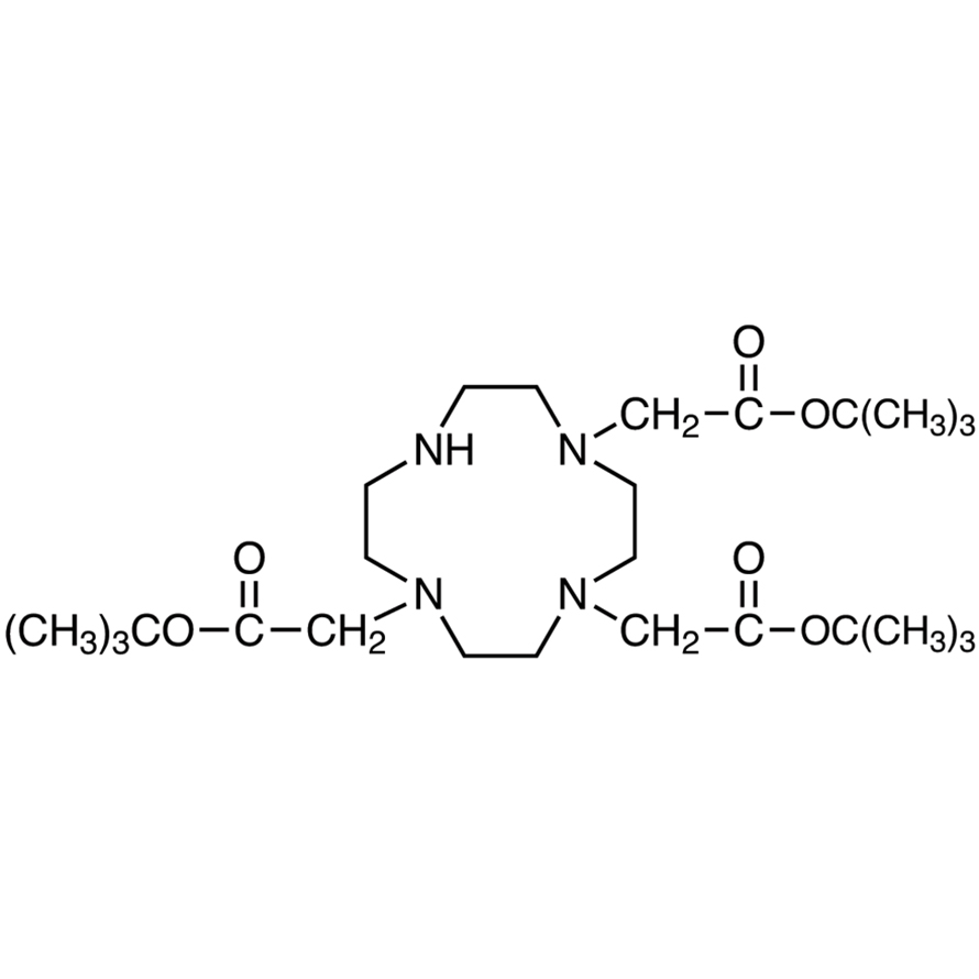 Tri-tert-butyl 1,4,7,10-Tetraazacyclododecane-1,4,7-triacetate