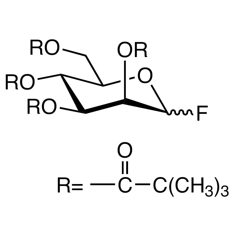 2,3,4,6-Tetra-O-pivaloyl-D-mannopyranosyl Fluoride