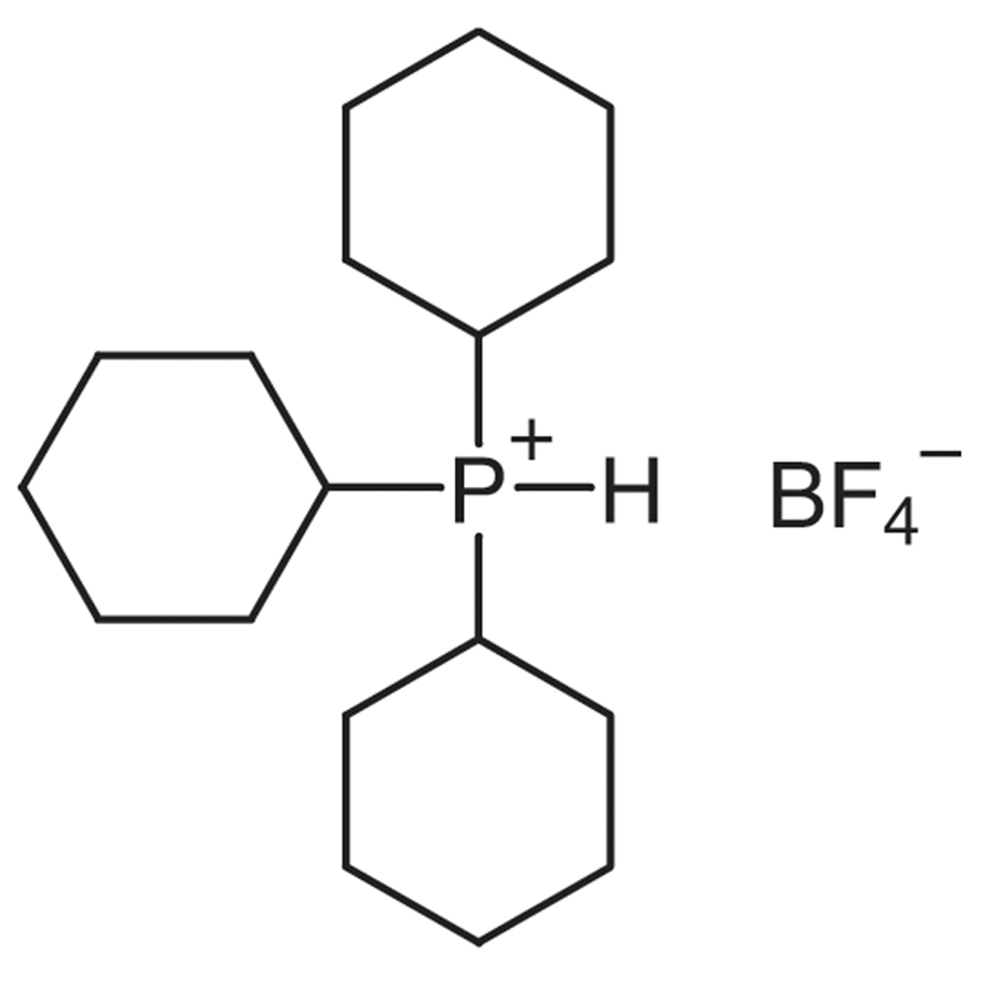 Tricyclohexylphosphonium Tetrafluoroborate