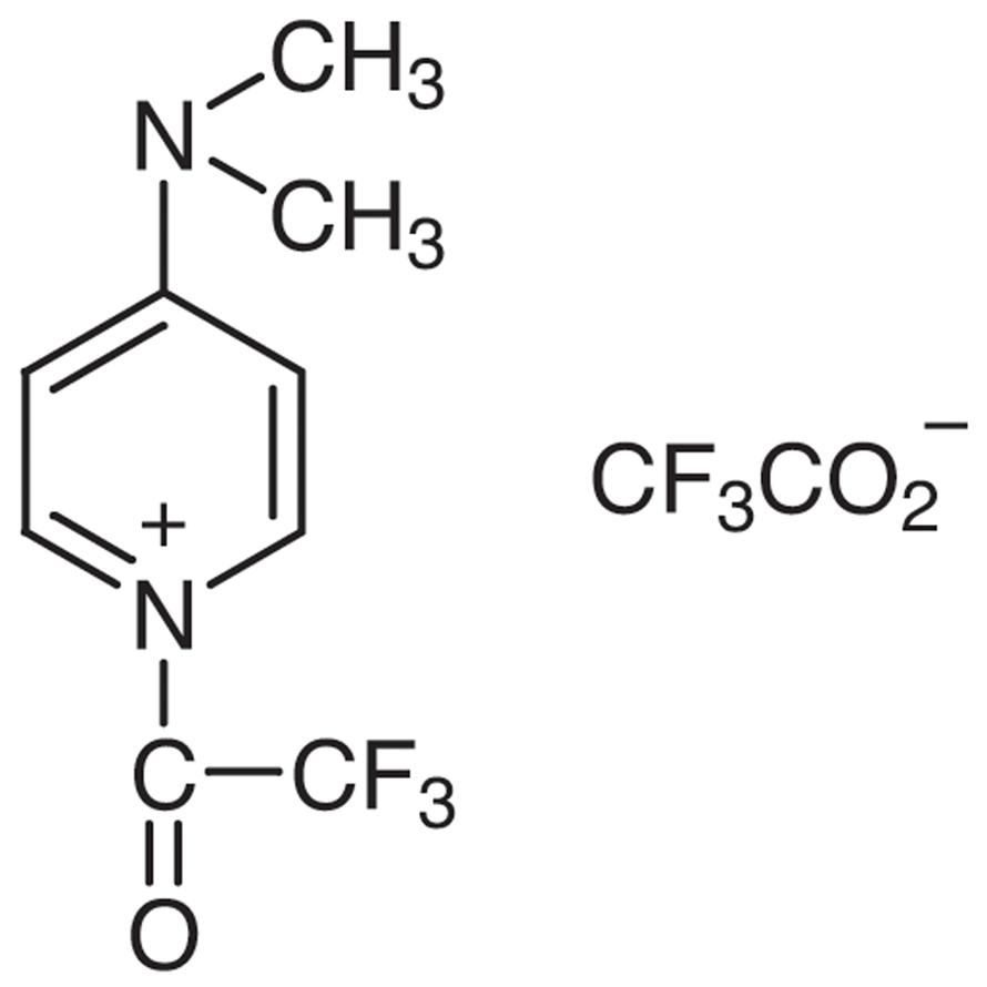 1-(Trifluoroacetyl)-4-(dimethylamino)pyridinium Trifluoroacetate